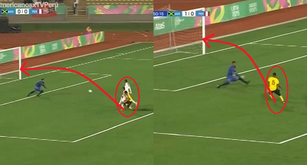 Perú recibe dos goles idénticos en cinco minutos de Jamaica y genera decepción absoluta en Lima 2019