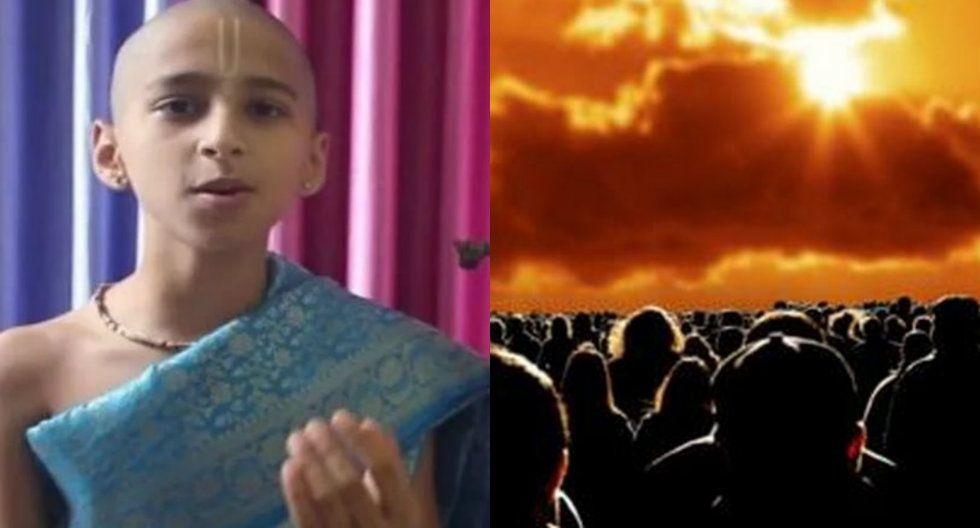 Adolescente que predijo la pandemia anuncia catastrofe mundial en diciembre