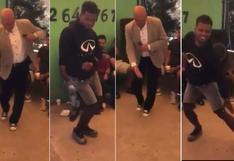 Así fue el reto de baile que recordó Roberto Mosquera con Aldair Rodríguez ¡Lo dejó en ridículo!