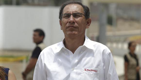 Martín Vizcarra se defiende tras investigaciones del escándalo 'Vacunagate'