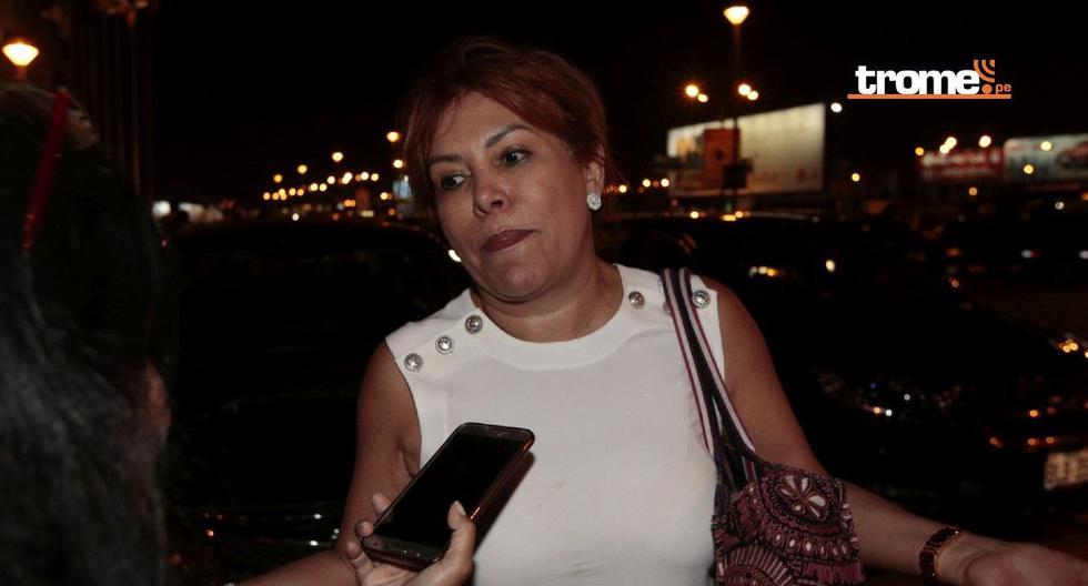 Magaly Medina confirmó en vivo y en directo que dio positivo al COVID-19. (GEC)