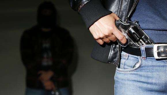 La delincuencia cada vez está peor en nuestro país.