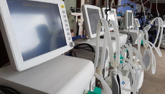EsSalud: refuerzan UCI del Hospital III de Iquitos con nuevos ventiladores mecánicos (Foto: EsSalud)