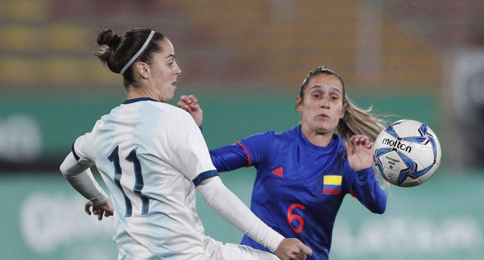 Colombia vs Argentina: Partido por la final del fútbol femenino de los Panamericanos