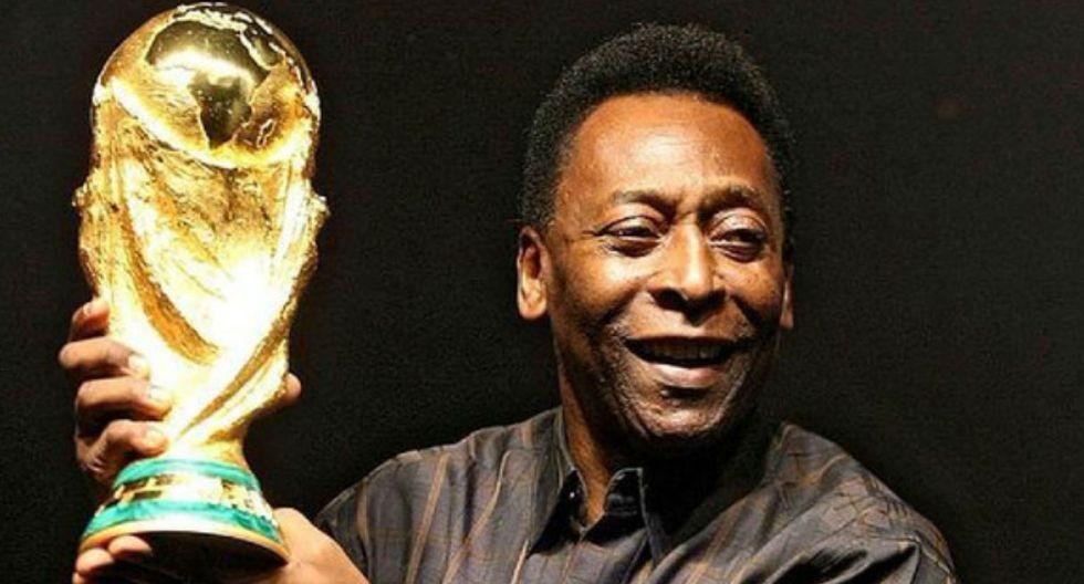 Pelé mandó mensaje a su selección para que puedan ganar el mundial de Rusia 2018.