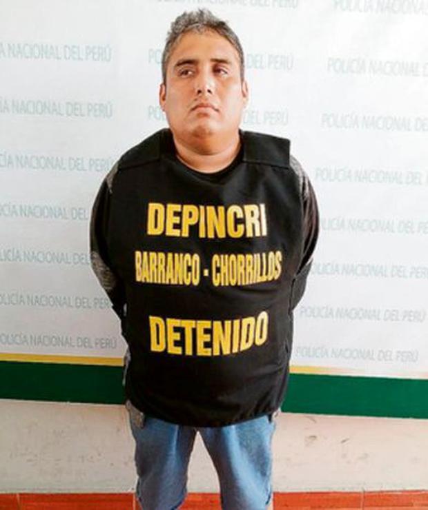 El juicio contra el autor intelectual Gustavo Avendaño continúa. (Foto archivo PNP)