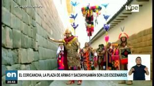 Todo quedó listo para la celebración del Inti Raymi