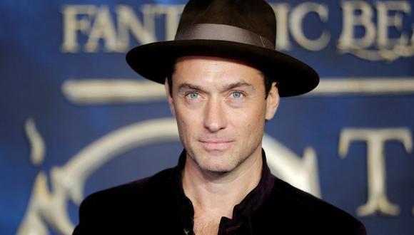 """Jude Law es el protagonista de """"Peter Pan and Wendy"""". (Foto: AFP)"""