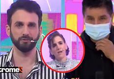 Rodrigo González y Gigi Mitre lloran al comunicar muerte de 'Don Fidel', integrante de 'Amor y fuego'
