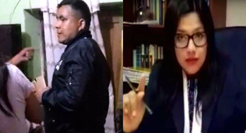 Fiscal que liberó a sujeto que golpeó a mujer frente a sus hijos explicó así su decisión ¡INCREÍBLE!