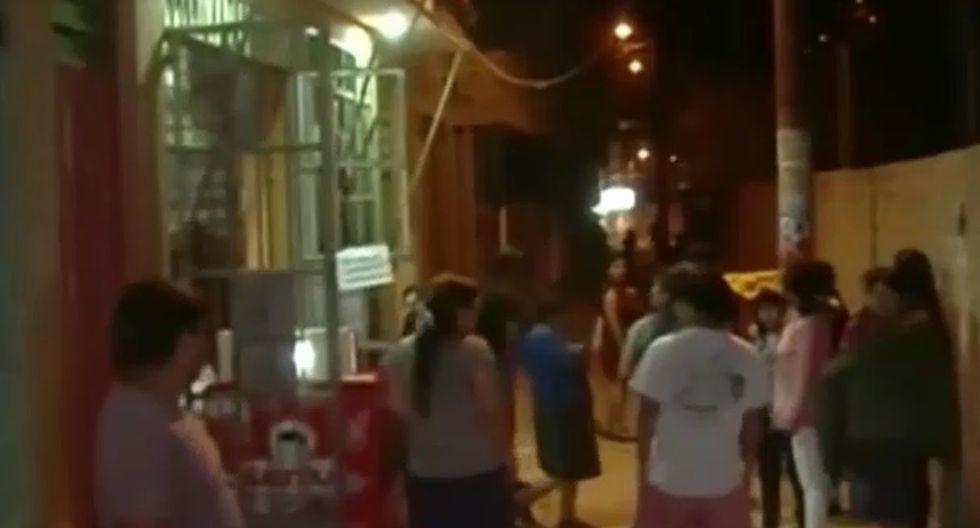 Denuncian que venezolano asaltó y violó a joven que vendía mazamorra en la puerta de su casa (TROME)