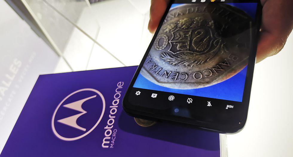 Motorola lanza su más reciente dispositivo de gama media, el One Macro, el mismo que te permite captar hasta el más mínimo detalle en tus fotos. (Foto: La Prensa)