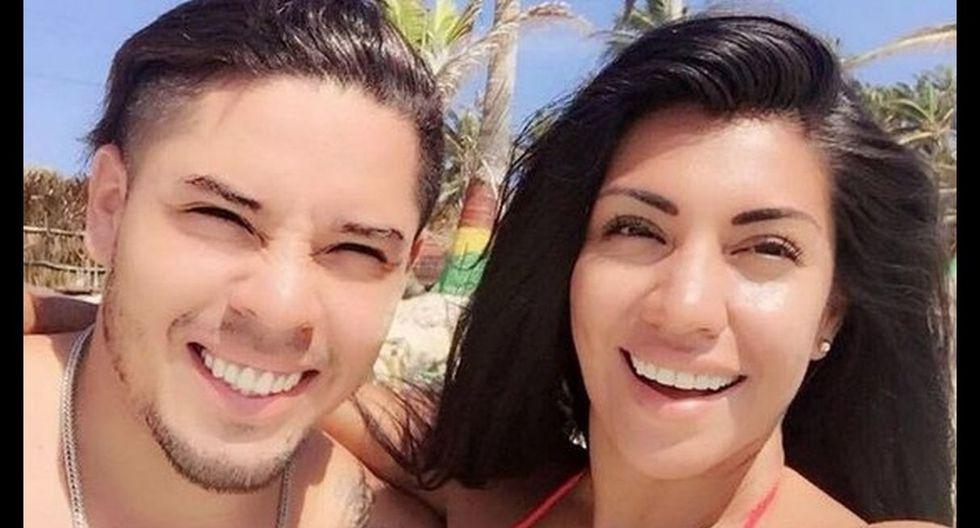 Diana Sánchez y Harold Cortez