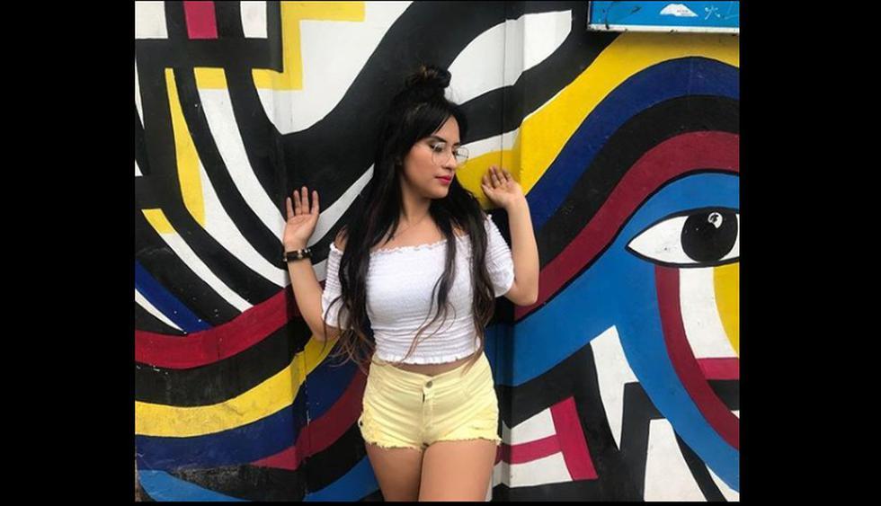 Thamara Gómez reapareció en Instagram.