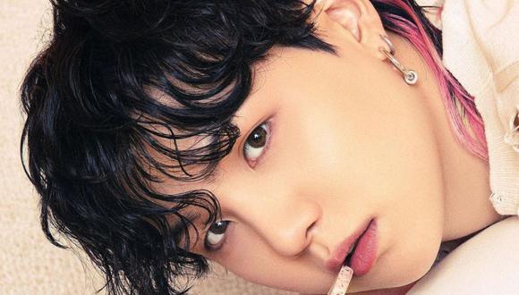"""Suga expresa su sentir, lo bueno y malo, en """"First Love"""", la canción en solitario que ha lanzado en el segundo álbum de BTS """"Wings"""" (Foto: Suga / Instagram)"""