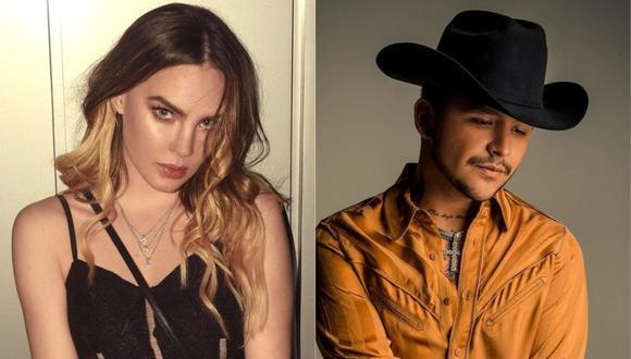 Belinda y Christian Nodal anunciaron su romance hace una semana y desde ese momento se han dado bastantes manifestaciones de amor. (Instagram: @belindapop).