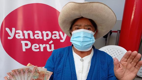 Sepa aquí todos los detalles sobre el cobro del Bono Yanapay de S/ 350. (Foto: GEC)