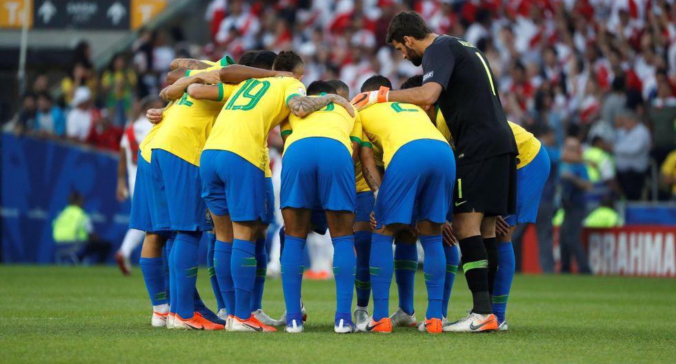 CANAL TV Perú vs. Brasil EN VIVO Partido por la final de la Copa América 2019 en el Maracaná