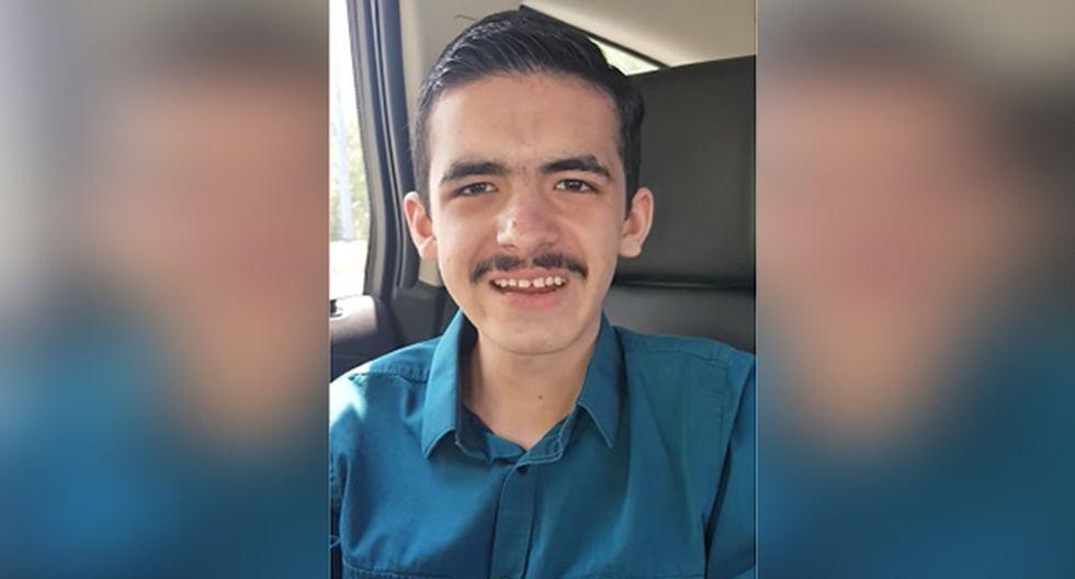 Raymundo, el joven con discapacidad que obtuvo su primer trabajo.