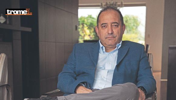 Daniel Córdova afirma que seguirá dando pelea. (Foto: Eduardo Cavero)