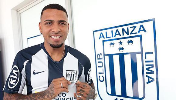 Alexi Gómez fichó por Alianza Lima para esta temporada. (Foto: Alianza Lima)