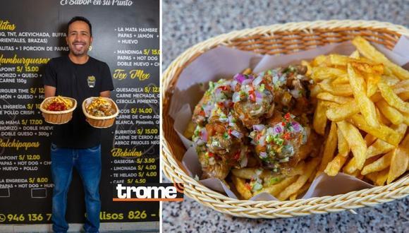 Conoce la historia del restaurante de comida rápida 'Da Point'. (Fotos: Trome)