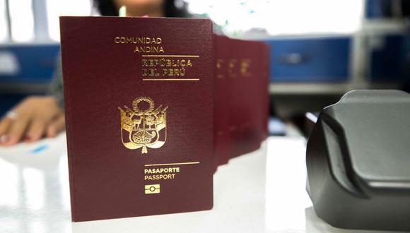 A diferencia de lo que sucede en nuestro país, en donde la entrega del pasaporte se realiza el mismo día, en los Consulados este documento se entrega en una fecha posterior y dependerá del país en donde se tramite (Foto: Andina)