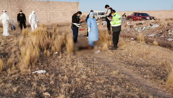 Puno: mototaxista confesó que asesinó a su enamorada porque estaba embarazada de otro hombre