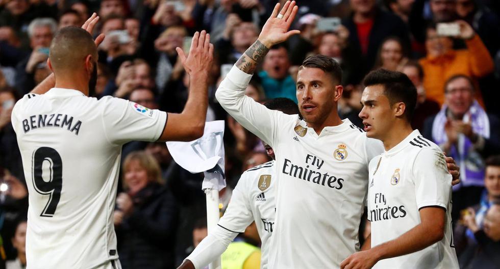 Real Madrid ganó 2-0 al Valladolid y dejó atrás mala racha de derrotas.