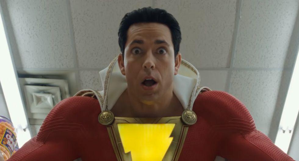 Shazam! : ríete con el divertido tráiler del nuevo superhéroe de DC