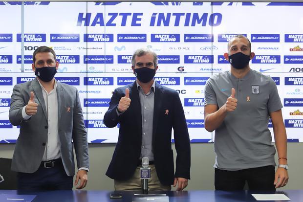 Alianza Lima publicó la campaña 'Hazte Íntimo' en sus redes sociales. (Foto: Alianza Lima)