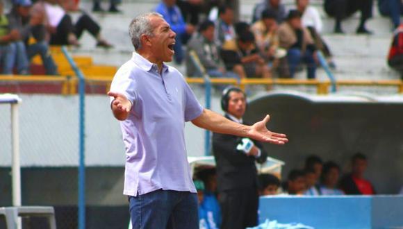 Wilmar Valencia explotó contra directivo de Binacional  (Foto: GEC)