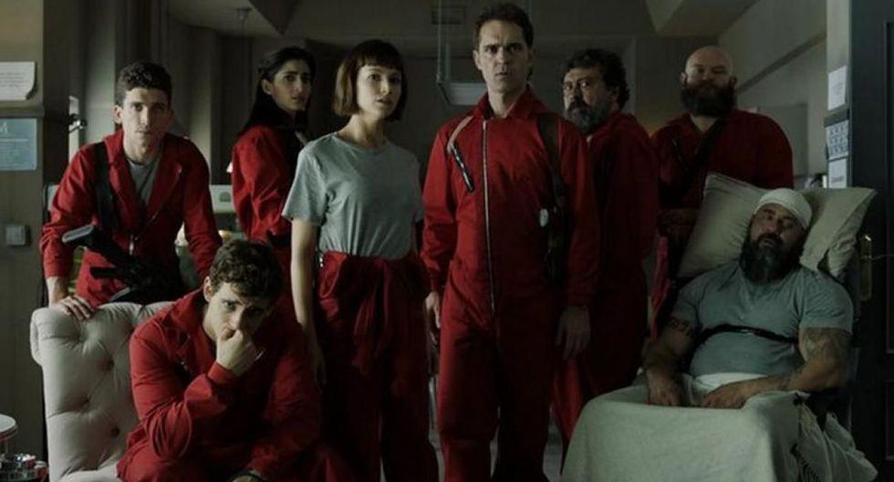 """""""La casa de papel"""" estrenará su tercera temporada el próximo 19 de julio. (Foto: Netflix)"""