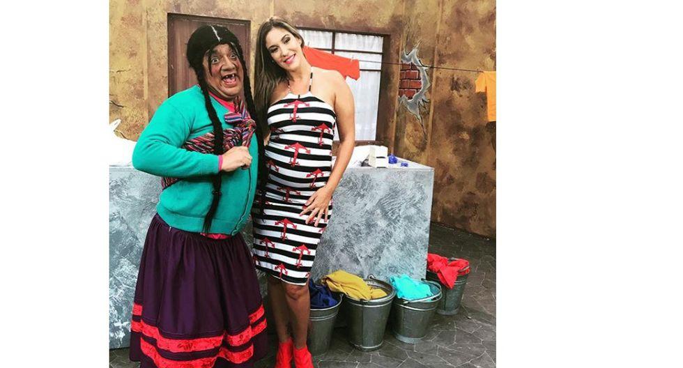 Tilsa Lozano se siente muy emocionada con la llegada de su segundo bebé