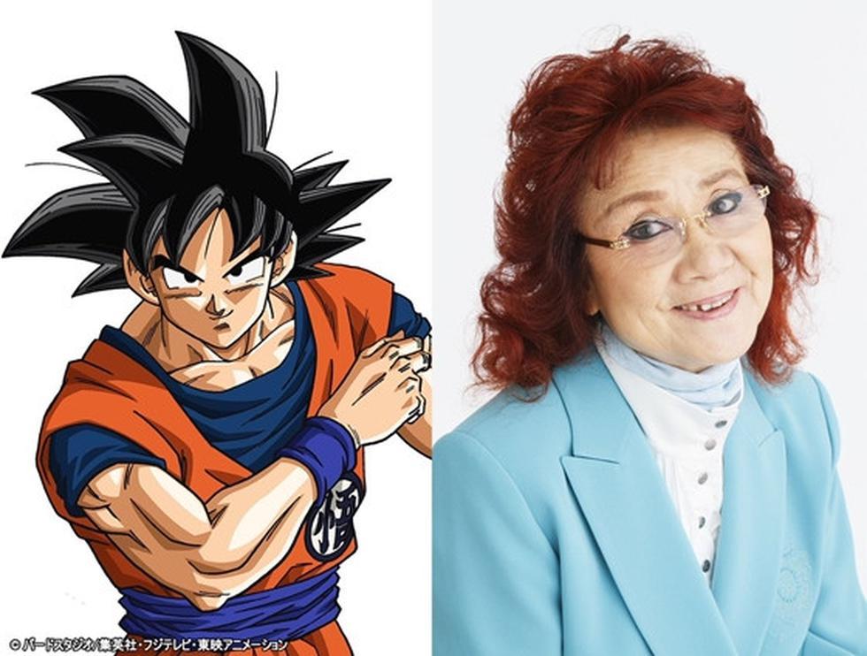 Masako Nozawa (81) estuvo de cumpleaños el 25 de octubre y se encuentra más que feliz por el éxito de 'Dragon Ball Super'.