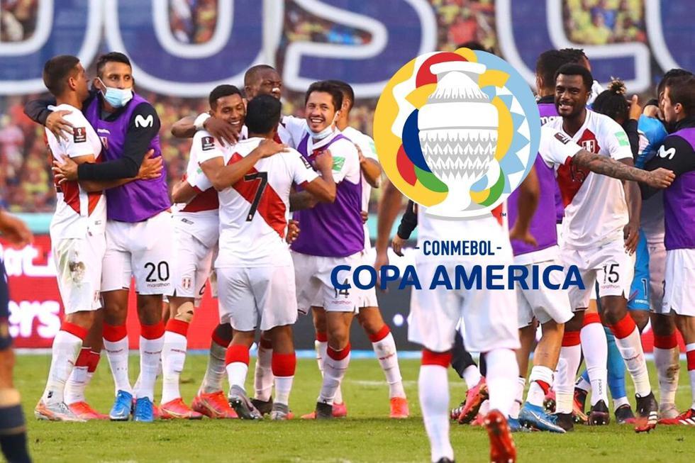 Este es el equipo para la Copa América 2021 (Foto: @SeleccionPeru)