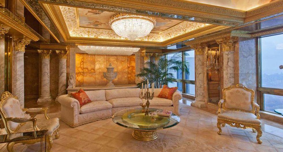 Donald Trump: Estas son las cosas más costosas que tiene ...