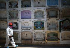 Perú supera cifra de 10.000 fallecidos por coronavirus tras reportarse 185 nuevos decesos