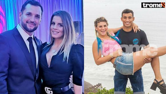 ¿Arturo Caballero y Macarena Vélez juntos ?
