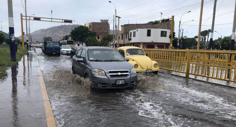 Aniego en Barranco. Foto: Twitter / cocomalmborg