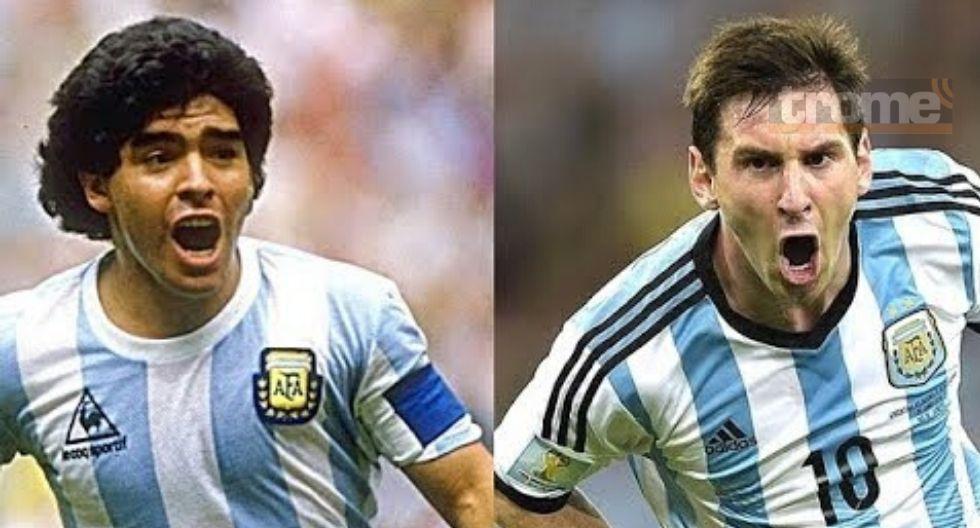 Nolberto Solano resolvió pregunta sobre quien es el mejor de la historia Messi o Maradona