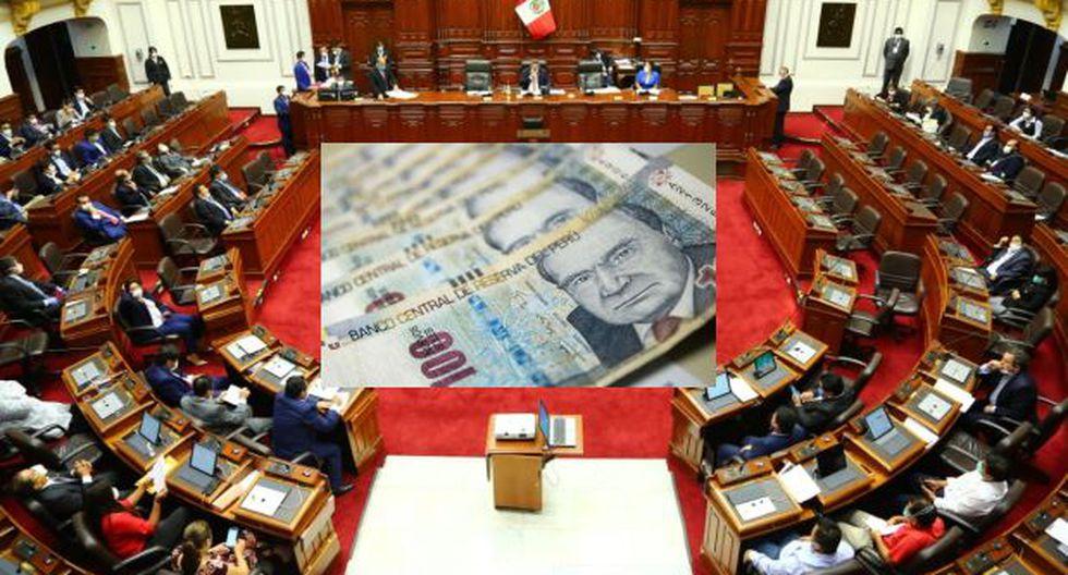 Retiro del 25% del fondo de AFP y del excedente de CTS al 100%, propone el Congreso y se aprobaría el martes