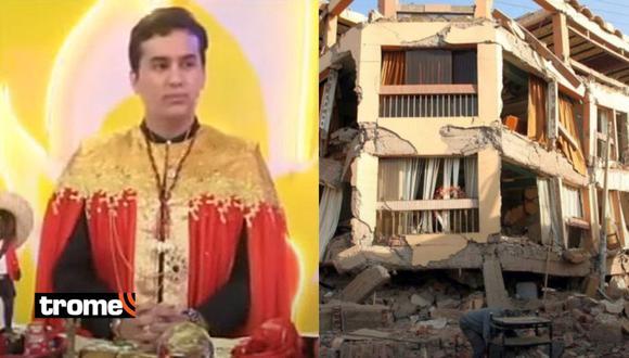 Mossul lanza nueva predicción: Habrá fuerte sismo al sur de Perú de 8 grados