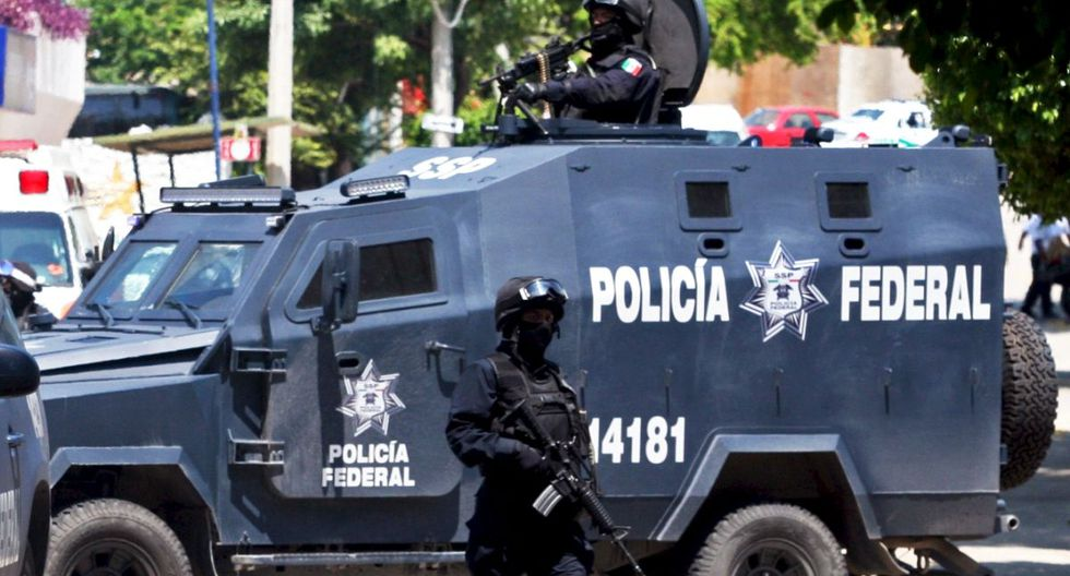 México: Tiroteo cerca del Palacio Nacional deja 4 muertos y 2 heridos. (AFP)