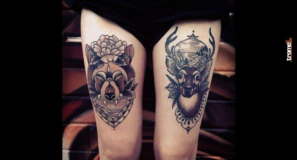 Tatuajes para mujeres en la pierna: los mejores diseños que tienes que revisar antes de ir al maestro tatuador ;)