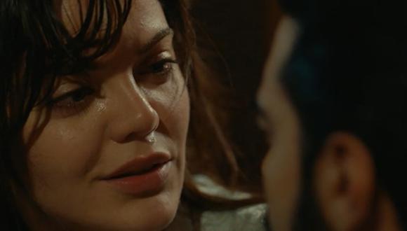 La felicidad de Züleyha está en las manos de Demir, quien tiene a su hijo y que le dice que se lo dará solo de Yilmaz se casa con la doctora. (Foto: Avsar Film)