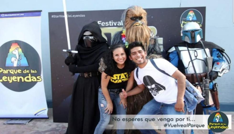 ¡Star Wars Fest este domingo!