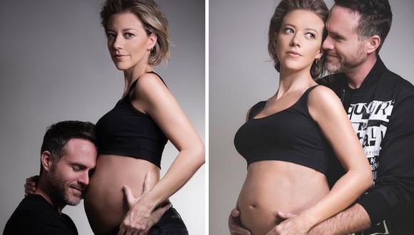 Hospitalizan de emergencia a Fernanda Castillo, a solo semanas de dar a luz. (Foto: Fernanda Castillo / Instagram).