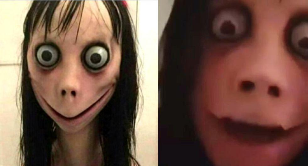 Joven youtuber se convierte en Momo en YouTube y aterra a miles.