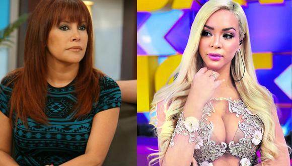 Magaly Medina indignada con cartas notariales de Sheyla Rojas | TROME